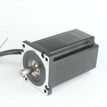 Jk86bls98 440W 48V 3000rpm 86mm Square Brushless DC Motor