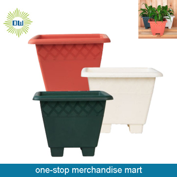 Dollar Items of Plastic Flower Pots