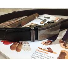 Men Leather Ratchet Belts (HC-140604)