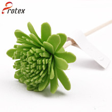 De Boa Qualidade Artificial olhar realista EVA espuma flor