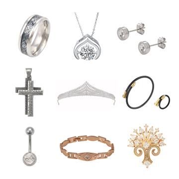 13785 Xuping fabricant de bijoux personnalisé nouvel or conception bague en acier inoxydable bijoux pour hommes