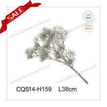 L60cm Venta al por mayor de China Artificial rama de árbol de plástico de pino para la decoración