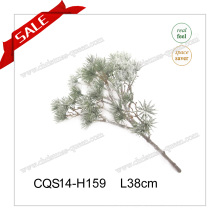 L60cm Chine Wholesale Artificial Pine Plastic Tree Branch pour Décoration