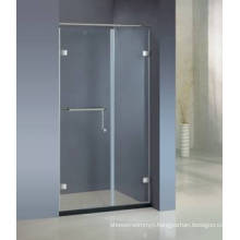 Hinged Shower Door with Frameless Hg-421