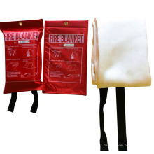 Types of fire blanket from china/fire blankets for sale/fire blanket insulation