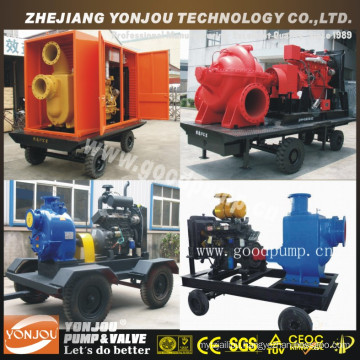 Mobile Diesel Engine Water Pump