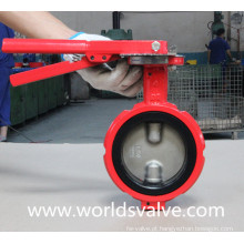 Válvula Industrial de Eixo Duplo (WDS)
