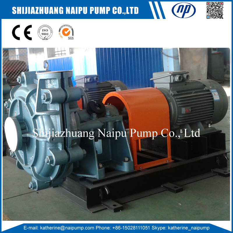 50ZJH Warman Pump