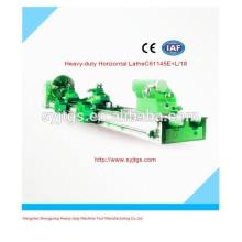 Токарный станок с горизонтальным токарным станком (токарный станок для токарной обработки) (горизонтальный токарный станок с тяжелым режимом работы) C61145E L / 18 на продажу