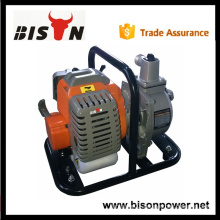 BSWP10 BISON China Taizhou Household Mini Portable Gasoline Water Pump with Handle of Good Price