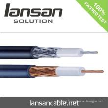 Câble rg11 22 ans d'expérience Prix moins cher RG59 RG6 RG11 Messenger COAXIAL CABLE