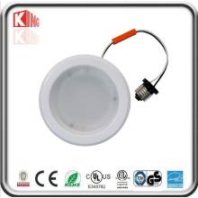 Energy Star & ETL zugelassenes dimmbares LED Downlight