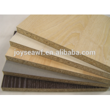 Melamine paper face/back chipboard/ particle board from Joy Sea