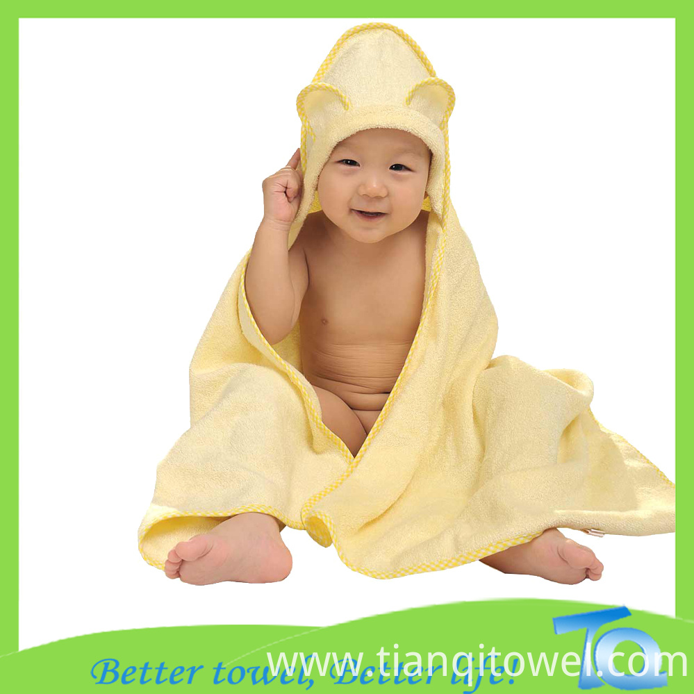Baby Hooded Towel 10