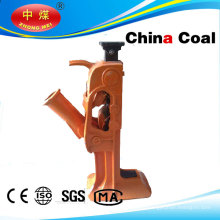 track jack, mechanical screw jack,hand type mechanical lifting jack used in Railway