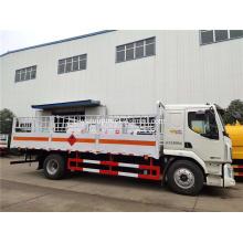 4x2 6wheelers LPG cylindre camion de cylindre d'acétylène