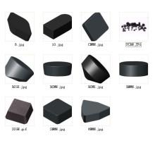 Hartmetall-PCBN-Einsätze mit hoher Qualität