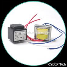 Transformateur adapté aux besoins du client à CA de la basse fréquence EI 28 AC avec 2.3VA et 50 / 60Hz