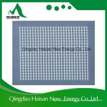 Heißer Verkauf 160G / M2 Fiberglas-Material-Wand Alkali-beständiges Ineinander greifen
