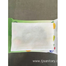 China for Non Woven Baby Wet Wipes Original natural wet wipes for baby supply to French Southern Territories Wholesale
