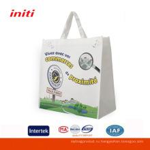 2016 Оптовые качество печати Пользовательские нетканых хозяйственная сумка