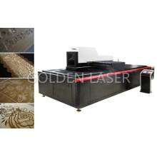 Large Area Wood MDF Acrylic Laser Cutter Engraver