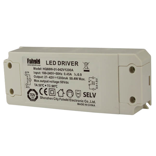Single Voltage AC180-240V  Led Driver