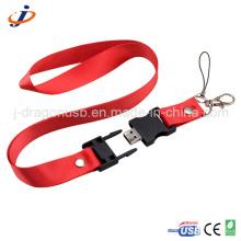 Plastic Chain USB Flash Drive Jp438