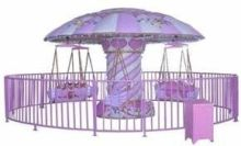 Kiddy Ride Amusement Arcade Carousel Kiddie Ride With Coin Operated