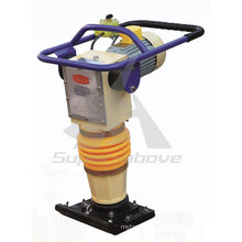 Vibratory Compact Tamping Rammer with High Quality