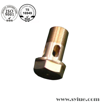 Flat Head Machine Screw with Inward Hex