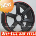 NEW! 16 inch red suv machine wheels rims