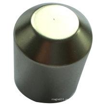 Imán NdFeB del cilindro permanente de la tierra rara