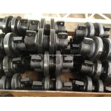 Rolo de peças sobressalentes de tambor de material rodante de máquinas para guindaste