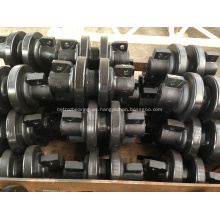 Rodillo de piezas de repuesto de tambor de tren de rodaje de maquinaria para grúa