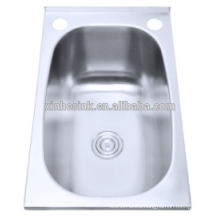 304 stainless steel laundry sink small bowls