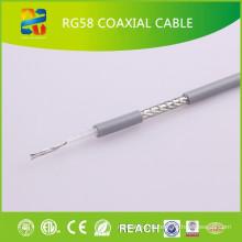 China Verkauf von hoher Qualität niedrigen Preis Koaxialkabel Rg58