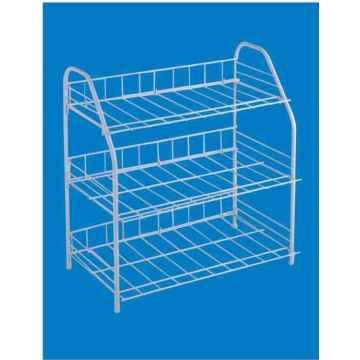 3 Tier Metal Shoe Stand