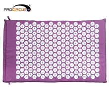 Eco-friendly Purple Massage Acupuncture Needle Mat