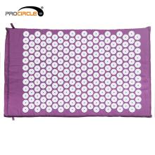 Esteira roxa Eco-friendly da agulha da acupunctura da massagem