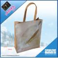 PVC Handle Shopping Bag (KLY-PVC-0001B)