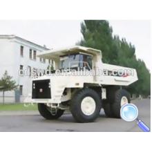 Caminhão basculante de mineração não rodoviárioTerex para terex tr50
