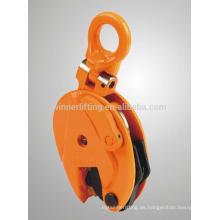 Control de calidad Tipo de Elevación Vertical de la Abrazadera,la Elevación de la Hoja de la Abrazadera