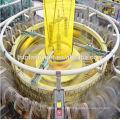 HDPE strickte automatisches Verpackungshülsentubennetz