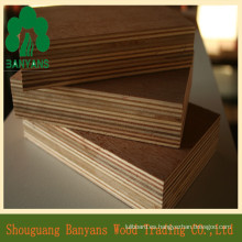 1220 * 2440 * 28mm La mejor madera contrachapada de la venta para el envase