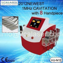 CE approval 1 MHz Cavitation losing weight equipment