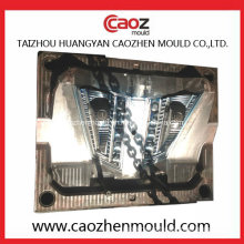 High Quality Plastic Injection Car Lamp Cover Mould
