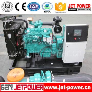 Generador diesel industrial 200kVA accionado por CUMMINS Motor 6ctaa8.3-G2