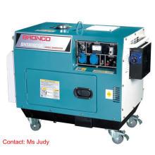 Bn5800dse/АЦ Молчком воздух-Охлаженный дизель-генераторы АЦ Автоматическая