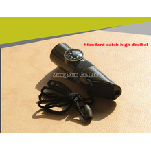 Camping Multifunctional Survival Whistle, Compass Survival Whistle